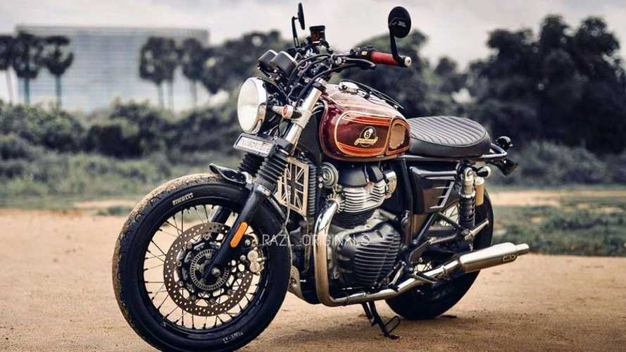 Royal Enfield Interceptor 650 2019