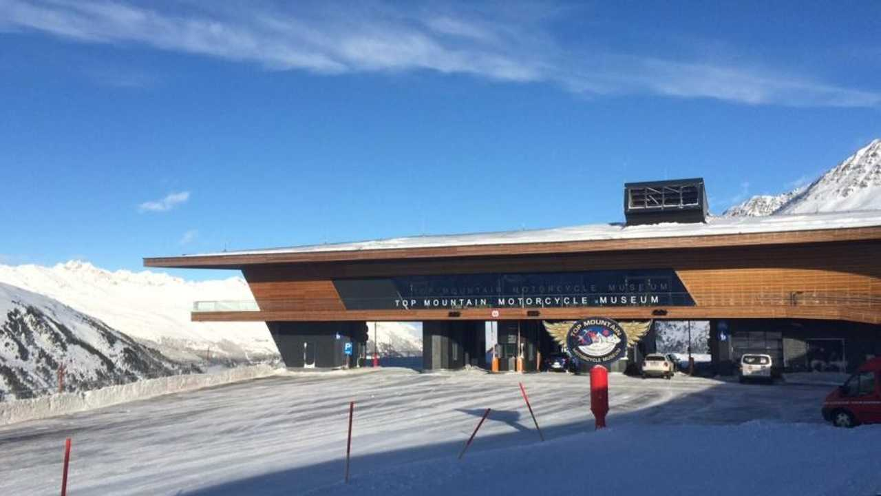 Top Mountain Motorcycle Museum Rebuild
