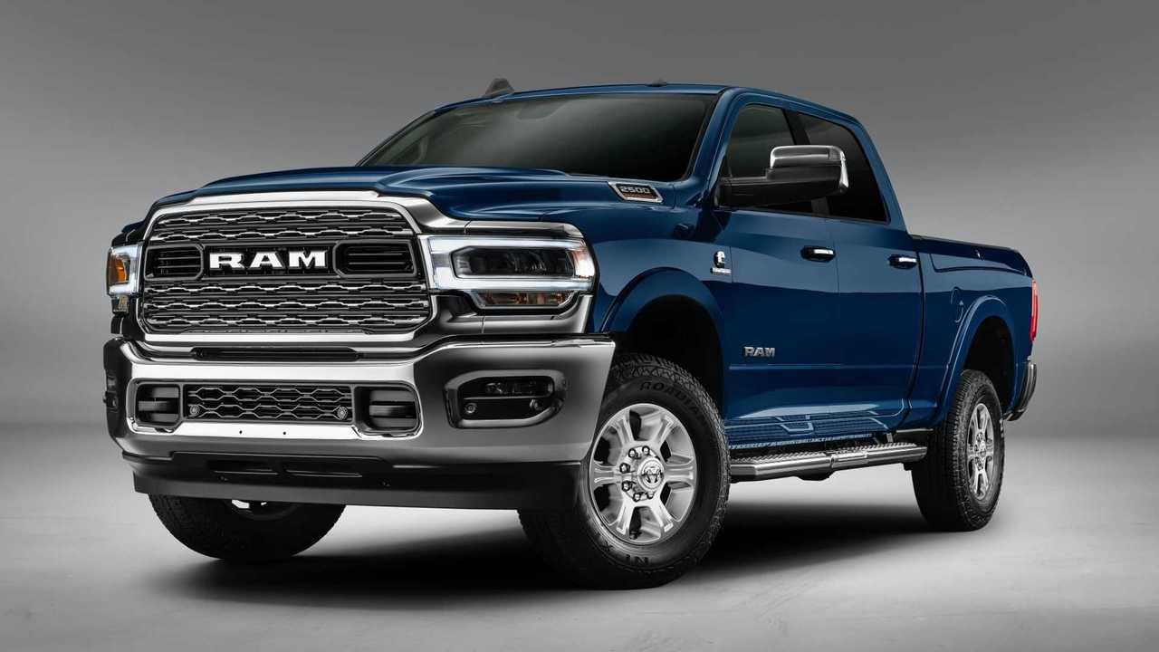 RAM 2500 Laramie 2021 - Brasil