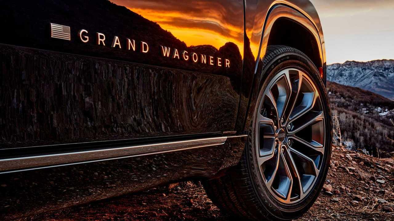 Jeep удлинит возрожденный Grand Wagoneer в 2022 году