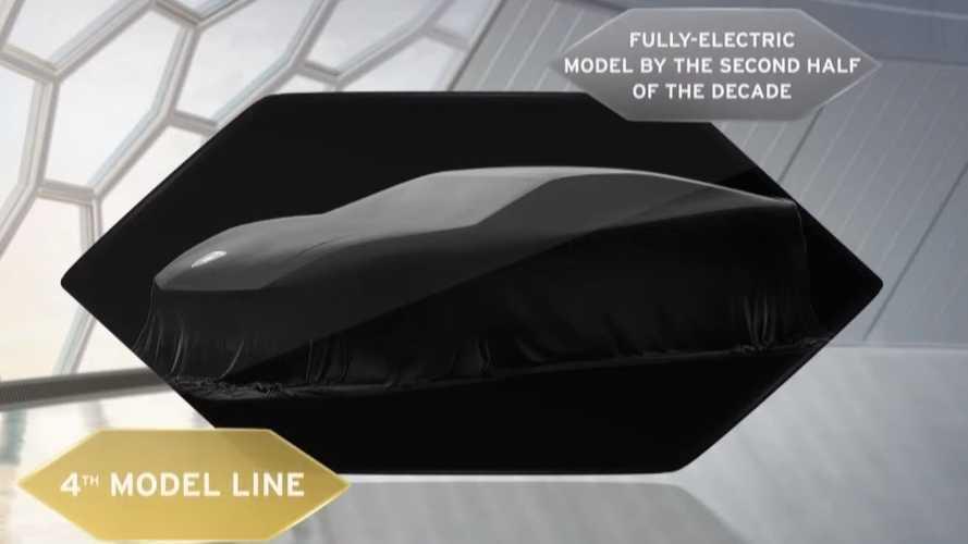 Lamborghini EV Could Be Two-Door GT Riding On Audi/Porsche Platform