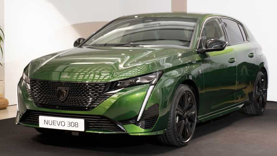 Precios Peugeot 308 2021: a la venta desde 24.800 €, en Francia