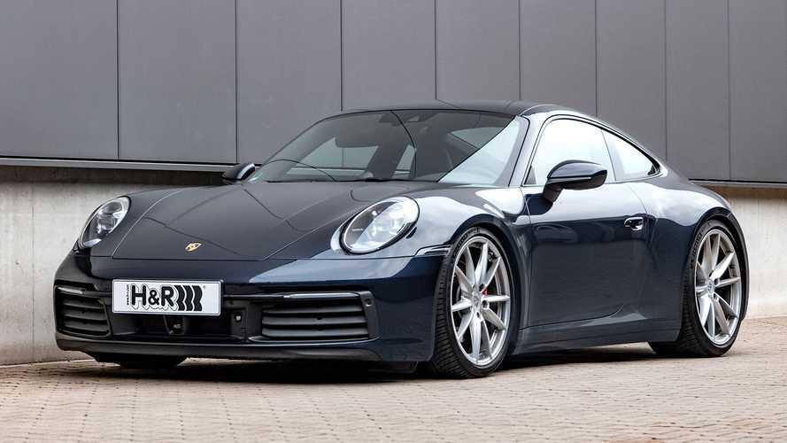 H&R Gewindefedern für den Porsche 911