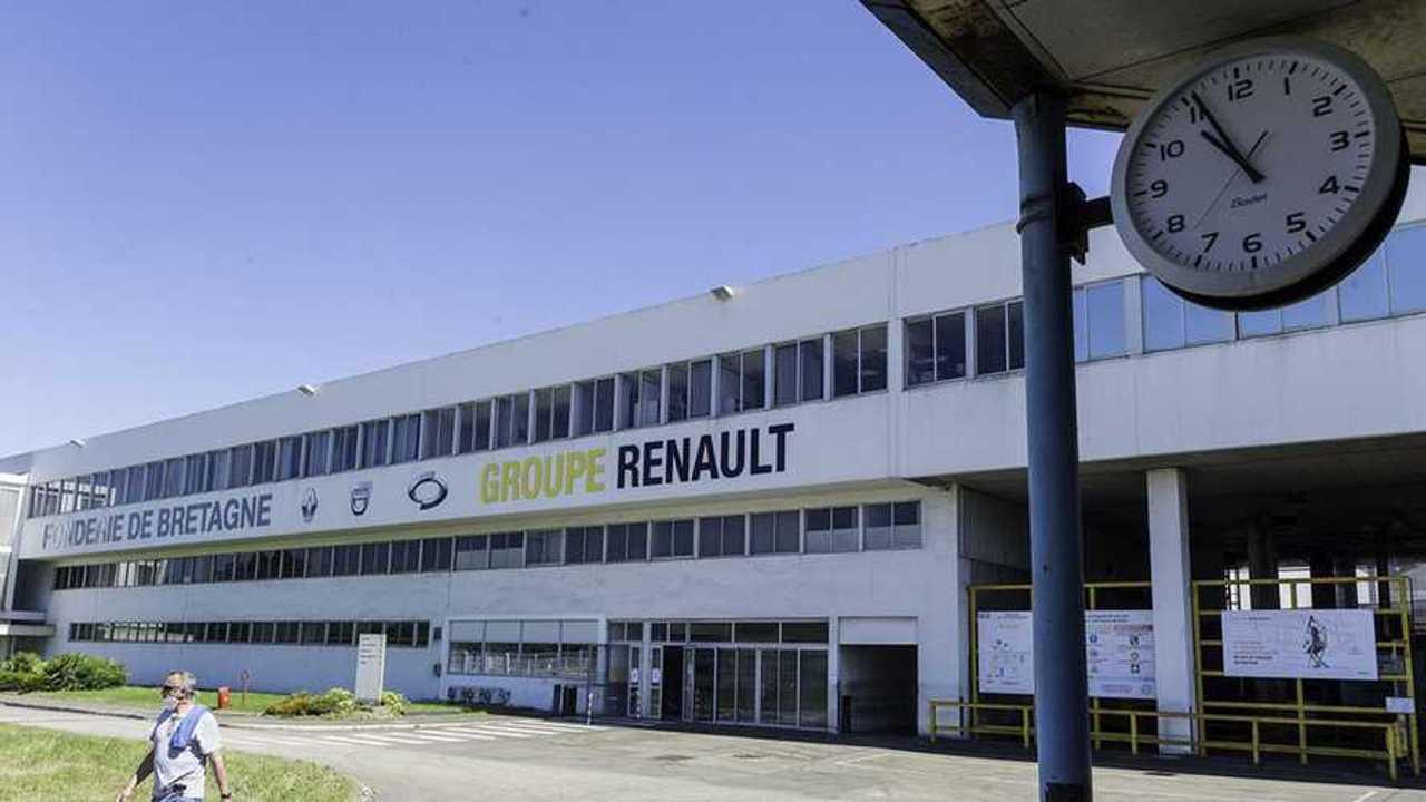 Renault Fonderie de Bretagne
