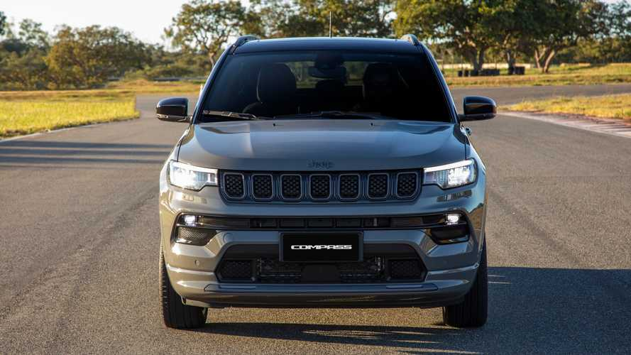 Jeep Compass Série S T270 Turbo Flex 2022