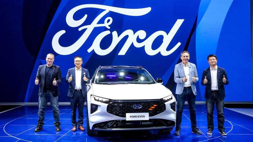 Niente da fare: la Ford Evos resta in Cina, niente Europa o USA