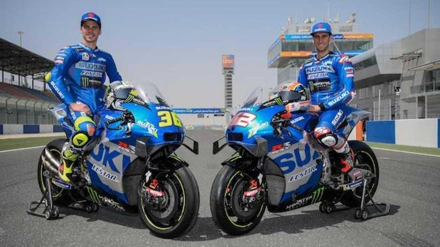 Motul Continues Sponsorship For Team Suzuki And Pramac Racing