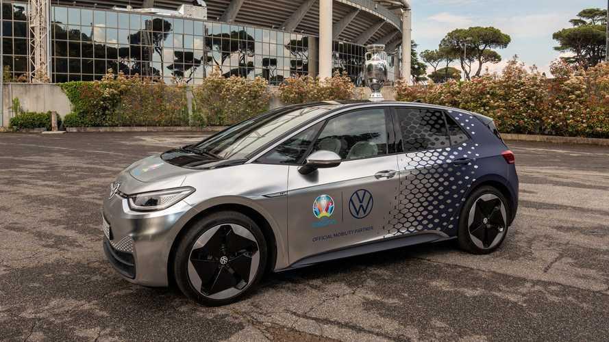 Volkswagen ID.3 Trophy Tour UEFA EURO 2020