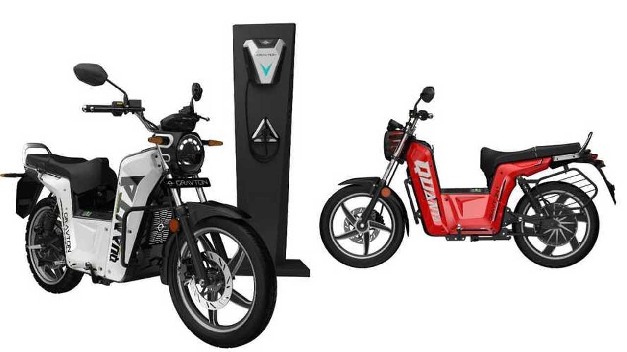 Gravton Quanta Electric Motorcycle Makes Its Debut In India