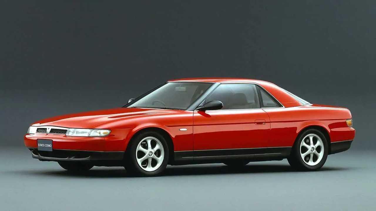 Mazda Eunos Cosmo (1990-1995)