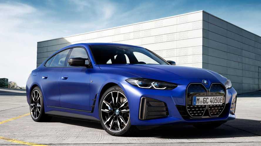 BMW M wird elektrisch (aber nur ein wenig)