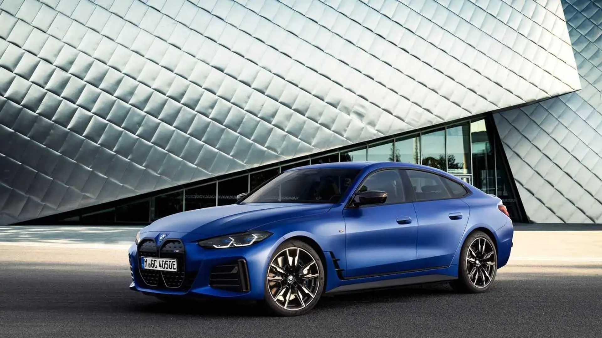 BMW'ye göre elektrikli otomobillere 600 km menzil yeterli!