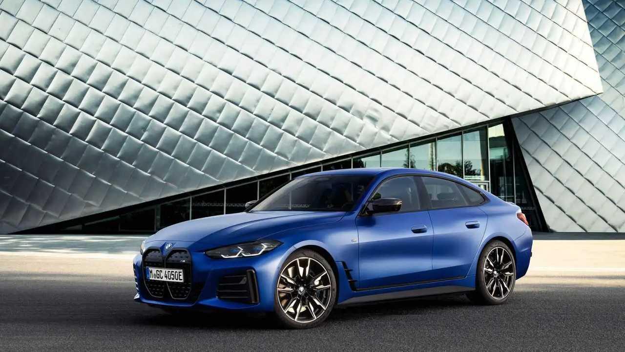 BMW i4, toda la información de la berlina eléctrica