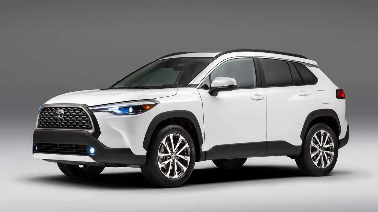 Toyota Corolla Cross 2022 - EUA