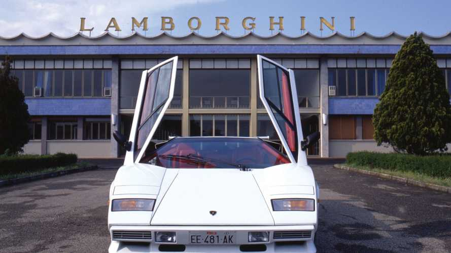 Lamborghini Countach 1972-1990