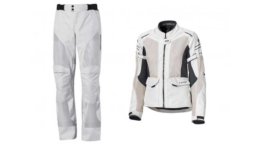 Held Releases Jakata Jacket And Zeffiro Pants For Summer Riding