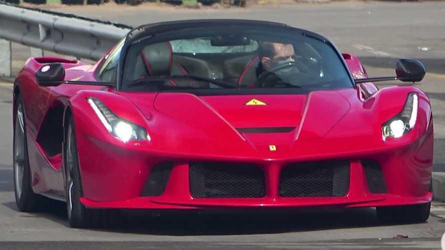 Cette Ferrari LaFerrari est étrange, savez-vous pourquoi ?