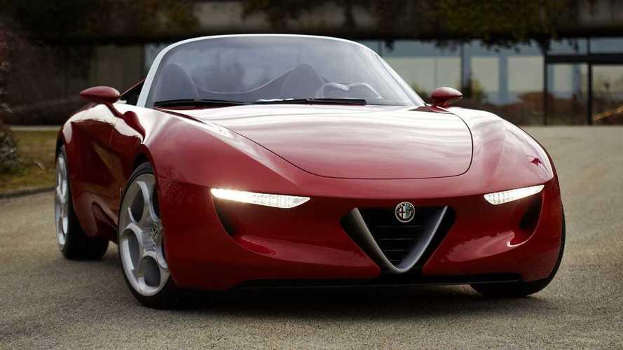 Alfa Romeo 2uettottanta concept 2010