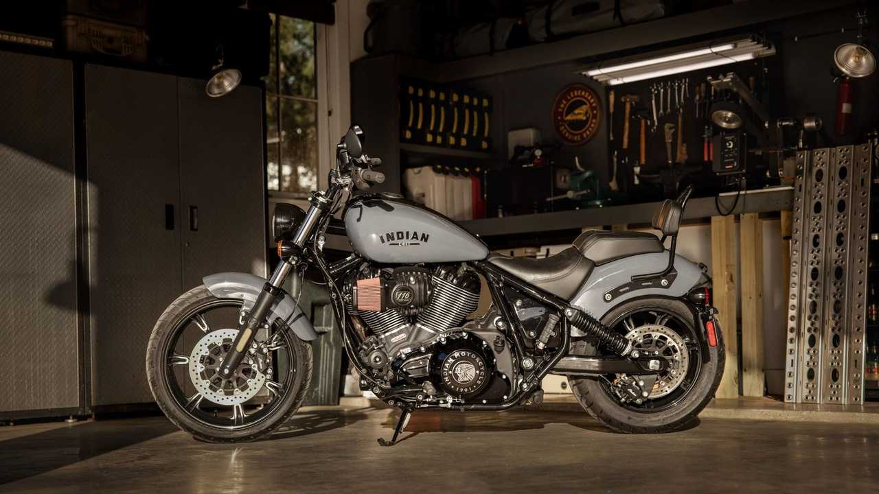 Indian Motorcycle 2022 Chief Custom Build-Off - Main