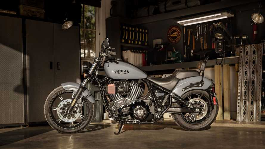 Indian Motorcycle Kicks Off 2022 Chief Custom Build-Off