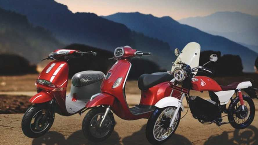 RedMoto XEV Expected To Launch Electric Motorcycle Lineup Soon