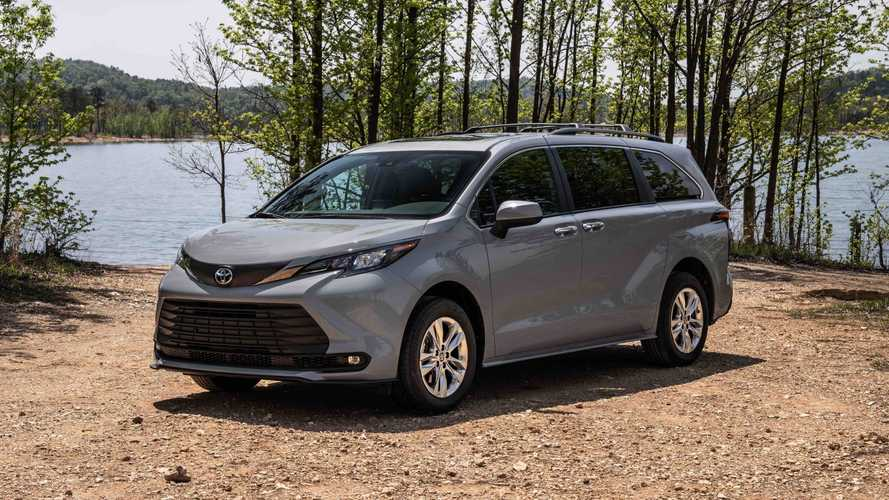 Toyota Sienna Woodland Special Edition Is An Adventure-Themed Van