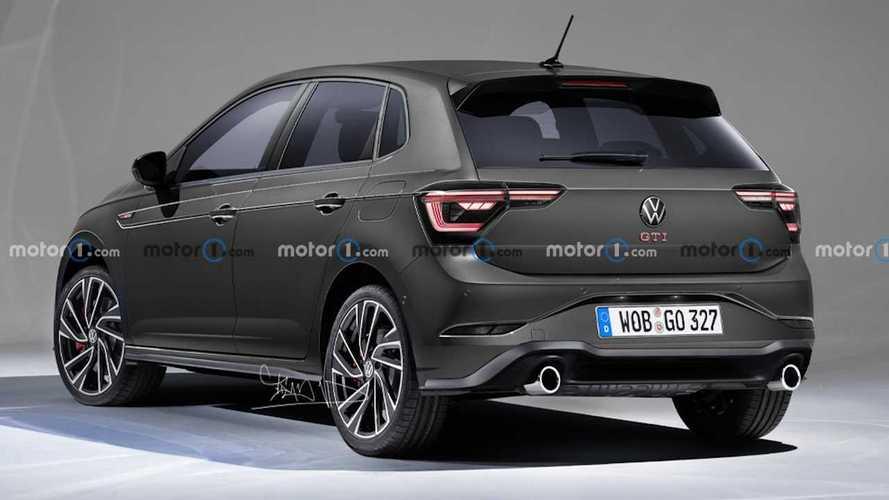 Volkswagen Polo GTI 2022 - Projeção