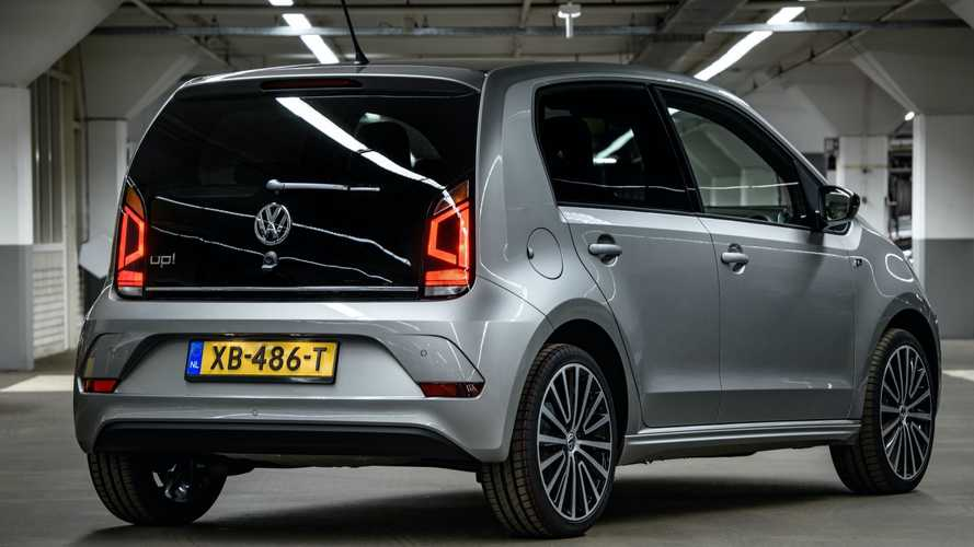 Volkswagen up! - Versões Europa