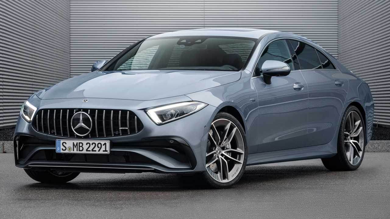 2022 Mercedes-AMG CLS 53 facelift