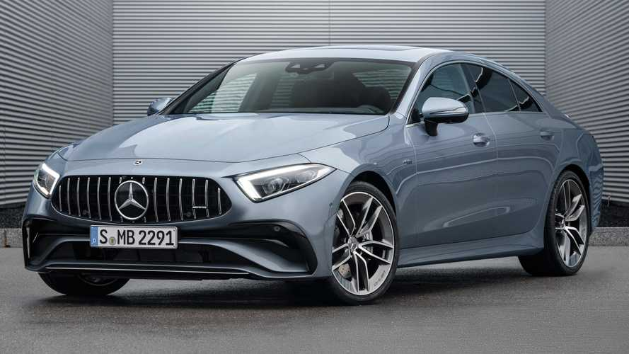 2022 Mercedes-AMG CLS 53 Lives On In Europe, Gets Limited Edition