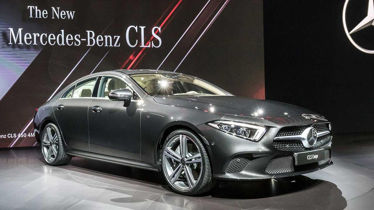 Mercedes CLS terza generazione (C257 - Dal 2018 ad oggi)