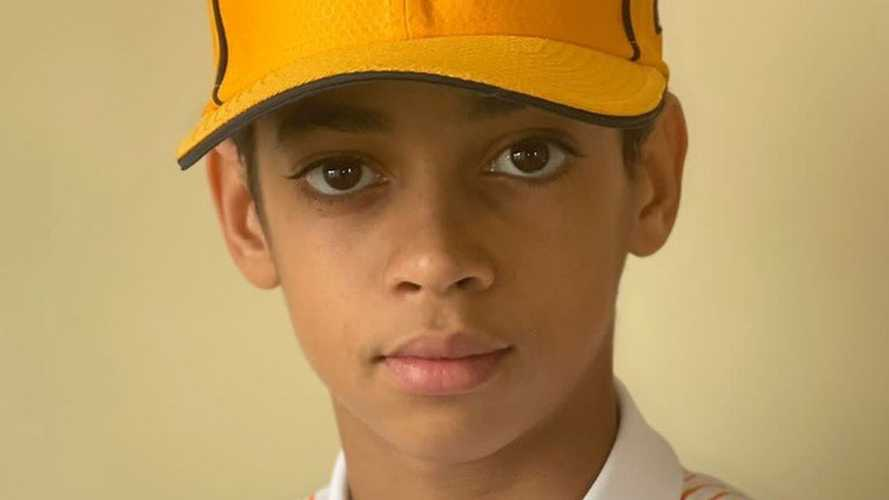 McLaren F1 Team Just Signed A 13-Year-Old American Karting Champion