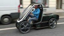 Bio-Hybrid Pick-up: Elektrisches Cargobike ab sofort online bestellbar