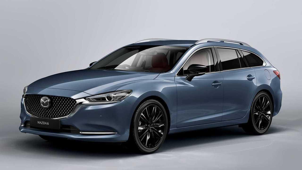 Den Mazda 6 gibt es nun als Sondermodell