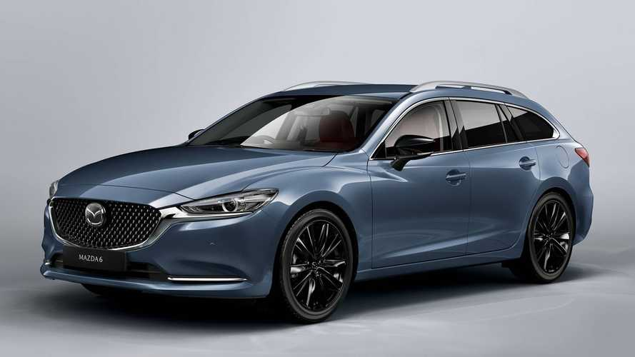 Mazda 6 (2021): Sondermodell Homura und Technik-Updates