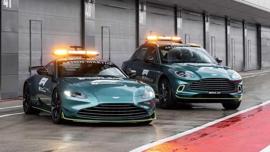 Die Formel 1 bekommt Safety und Medical Cars von zwei Herstellern