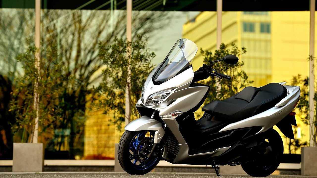 2021 Suzuki Burgman 400