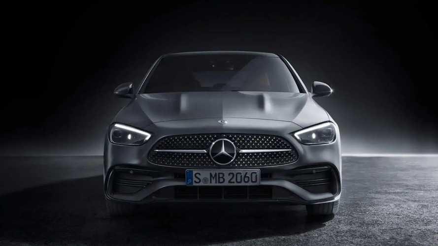 Mercedes C-Klasse neu und alt im Vergleich