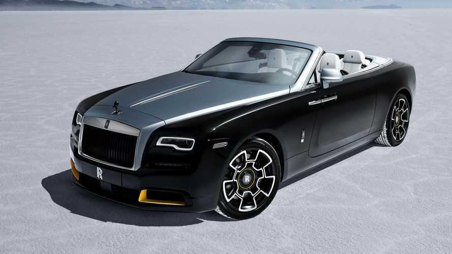 Rolls-Royce Landspeed Collection Wraith y Dawn