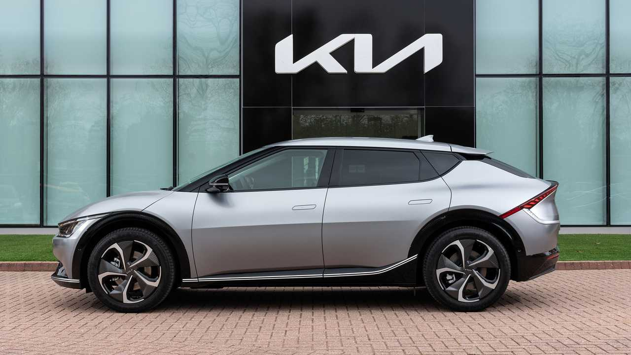 Kia EV6 First Edition Reservations Start Soon