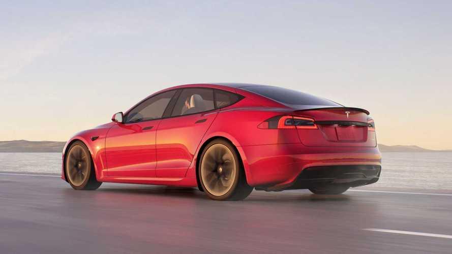 Tesla Model S Plaid Deliveries To Start On June 3