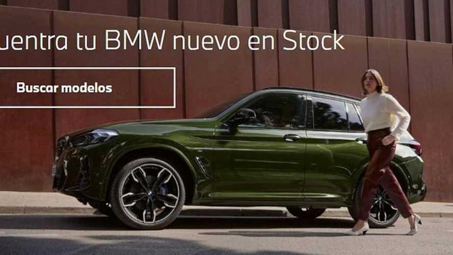 Le BMW X3 restylé prend le chemin de la fuite
