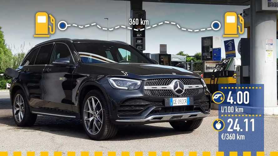 Uji Konsumsi Mercedes GLC 300: SUV Plug-in Hybrid Diesel Terhemat