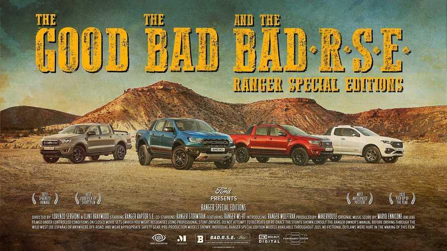 Ford Ranger Raptor Special Edition (2021)