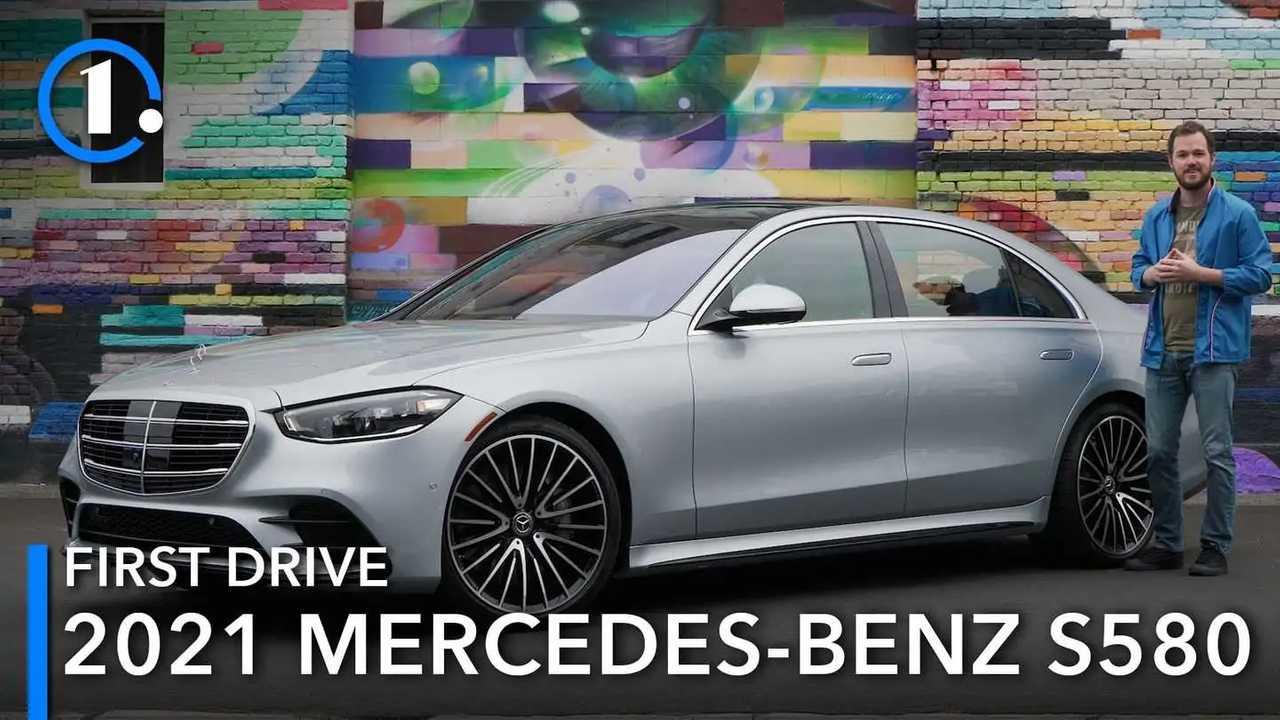 2021 Mercedes-Benz S580 4Matic