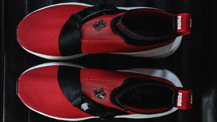 Puma presenta la Ferrari SF90 Stradale delle scarpe