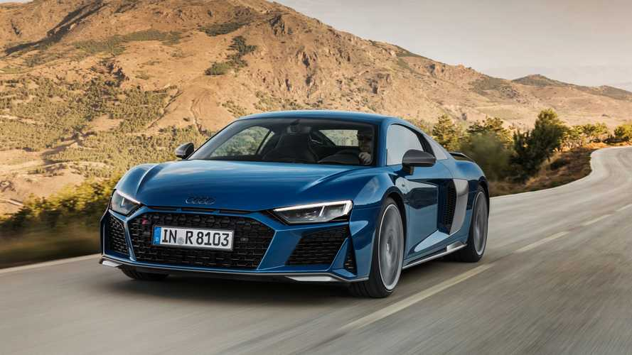 Le 10 auto più veloci nello 0-100