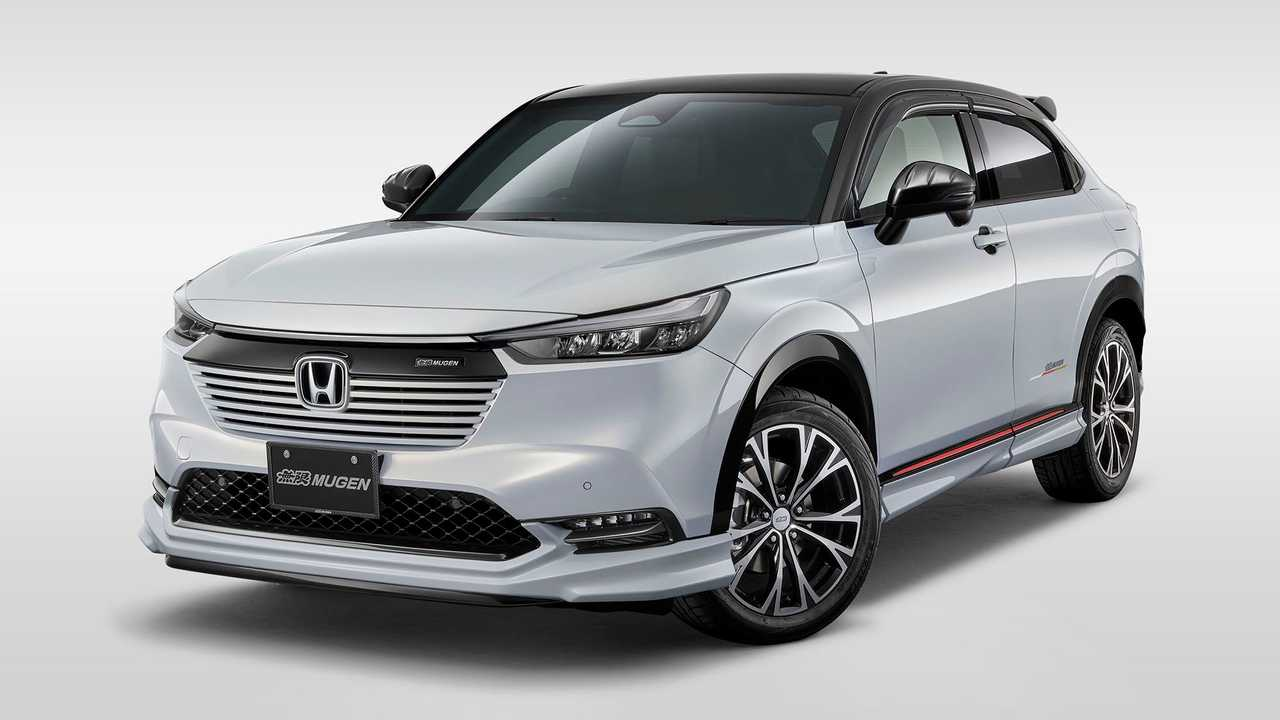 Honda HR-V (2021) in sportlicher Mugen-Version