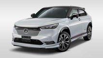 Neuer Honda HR-V (2021) bekommt ein attraktives Upgrade von Mugen