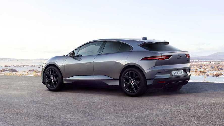 Jaguar I-Pace'e yeni bir görünüm paketi eklendi